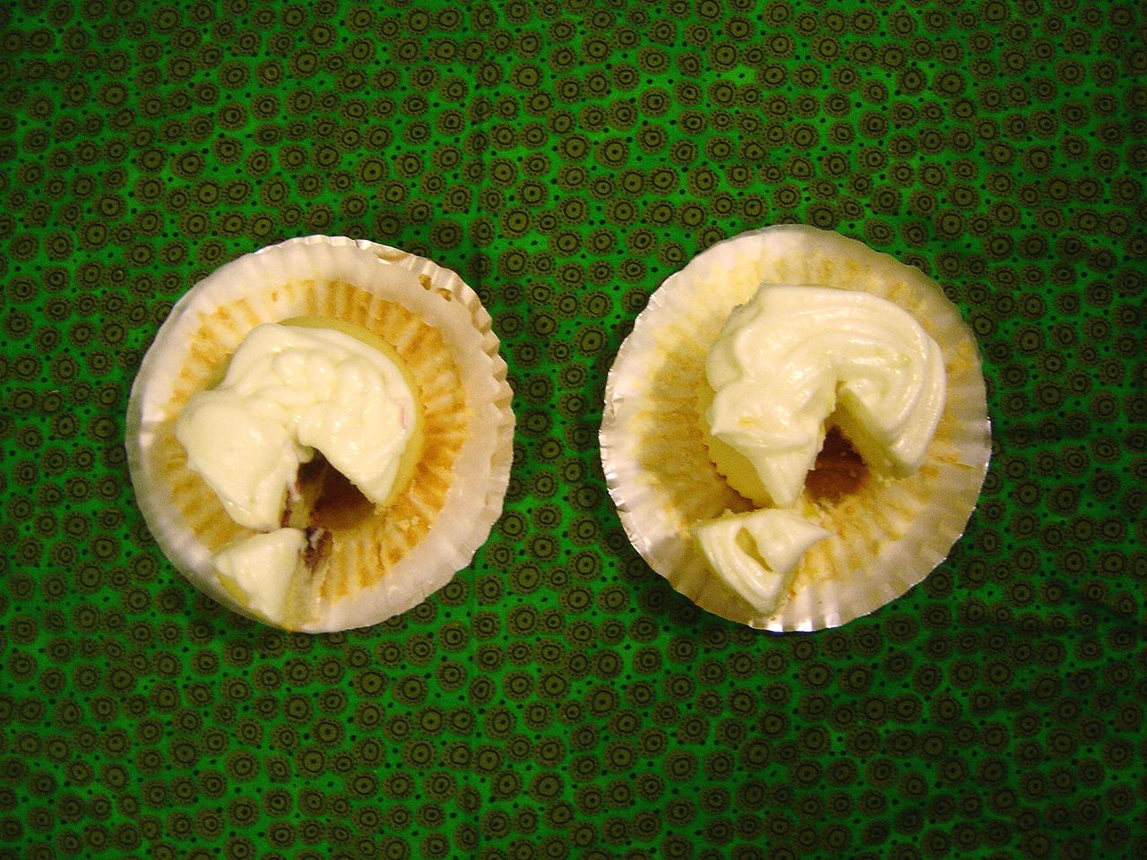 Limoncello Meyer Lemon Cupcakes | Kitchen Imprecision